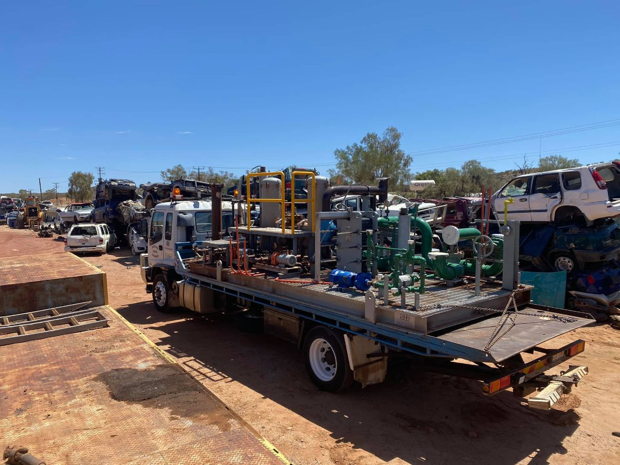 General Haulage Services in Alice Springs — Roadside Assistance in Alice Springs, NT