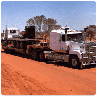 Heavy Vehicle Towing — Roadside Assistance in Alice Springs, NT